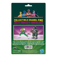 Gallery Image of Green Ranger x Dragonzord Pin Set Collectible Pin