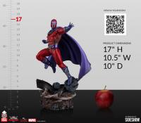 Gallery Image of Magneto Sixth Scale Diorama