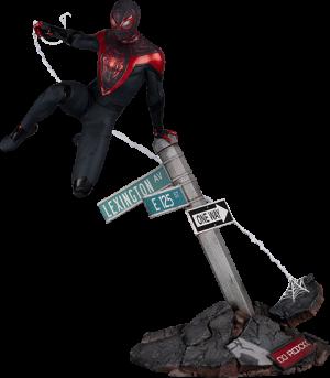 Spider-Man: Miles Morales Sixth Scale Diorama