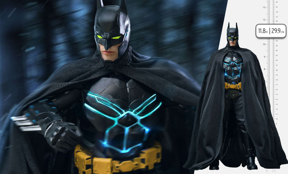 Gallery Feature Image of Modern Batman (Normal Version) Sixth Scale Figure - Click to open image gallery