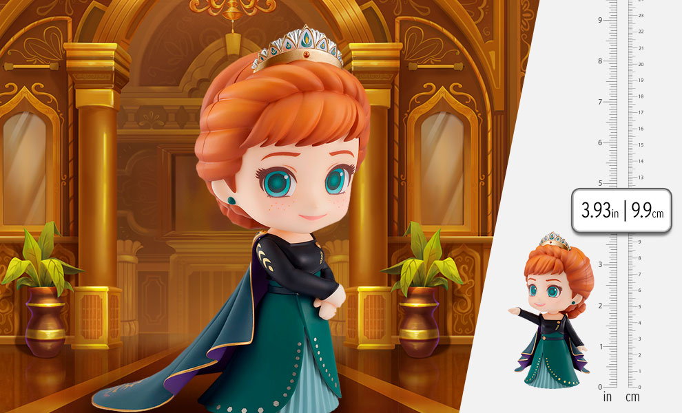 Gallery Feature Image of Anna: Epilogue Dress Version Nendoroid Collectible Figure - Click to open image gallery