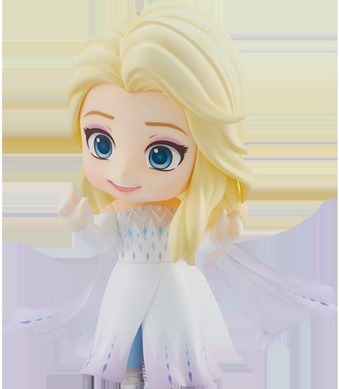 Good Smile Company Elsa: Epilogue Dress Version Nendoroid Collectible Figure