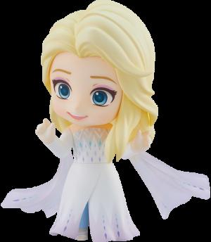 Elsa: Epilogue Dress Version Nendoroid Collectible Figure