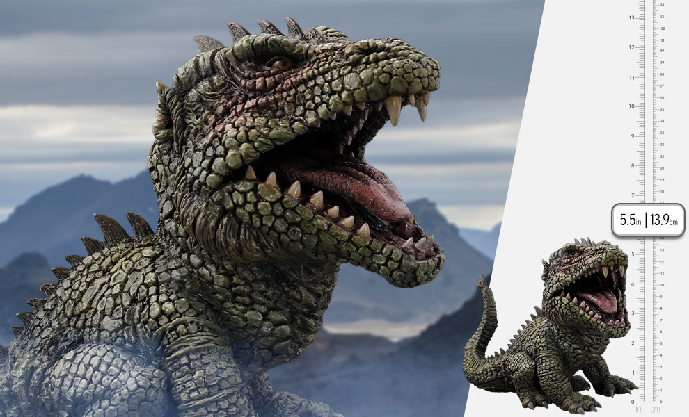 Gallery Feature Image of Rhedosaurus Colorized Version Collectible Figure - Click to open image gallery