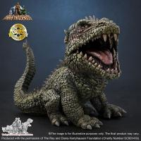 Gallery Image of Rhedosaurus Colorized Version Collectible Figure