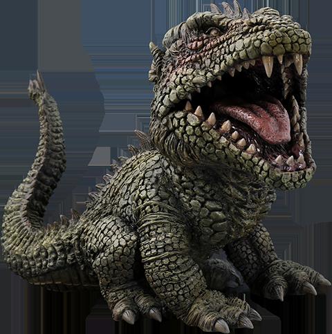 X-Plus Rhedosaurus Colorized Version Collectible Figure