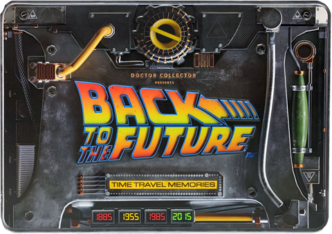 Doctor Collector Back to the Future Time Travel Memories (Standard Edition) Collectible Set