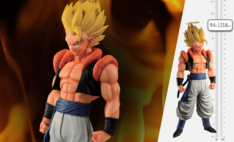 Gallery Feature Image of Super Gogeta (Back To The Film) Statue - Click to open image gallery