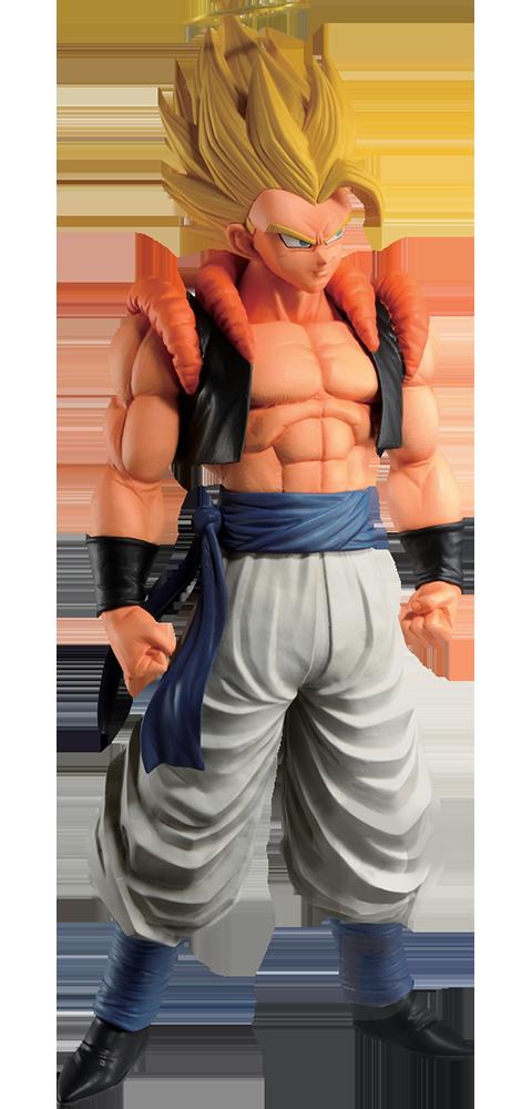 Bandai Super Gogeta (Back To The Film) Statue