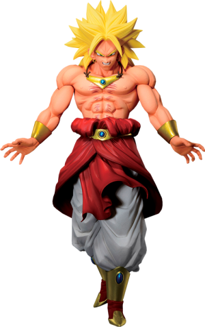 Super Saiyan Broly '94 (Back To The Film) Statue