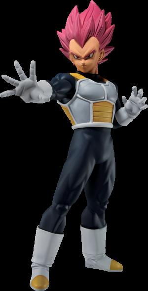 Super Saiyan God Vegeta (Back To The Film) Statue