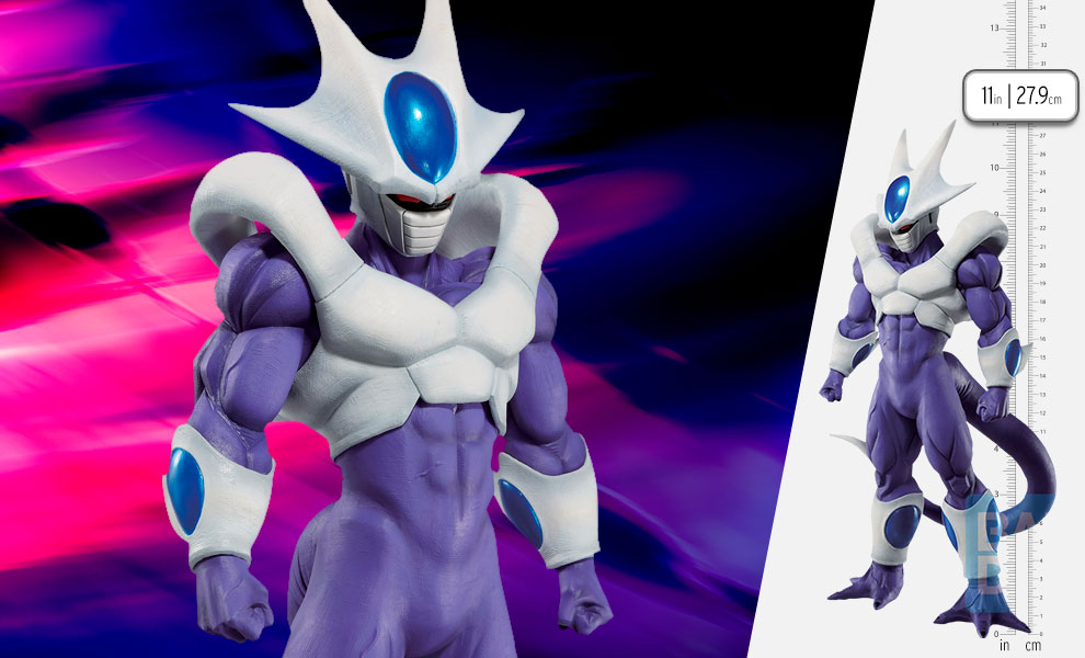 Gallery Feature Image of Cooler (Final Form) (Back To The Film) Statue - Click to open image gallery