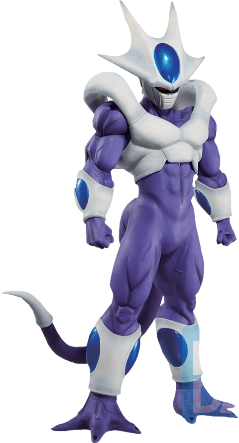 Bandai Cooler (Final Form) (Back To The Film) Statue