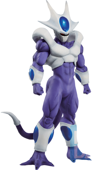Cooler (Final Form) (Back To The Film) Statue