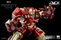 Gallery Image of DLX Iron Man Mark XLIV Hulkbuster Collectible Figure