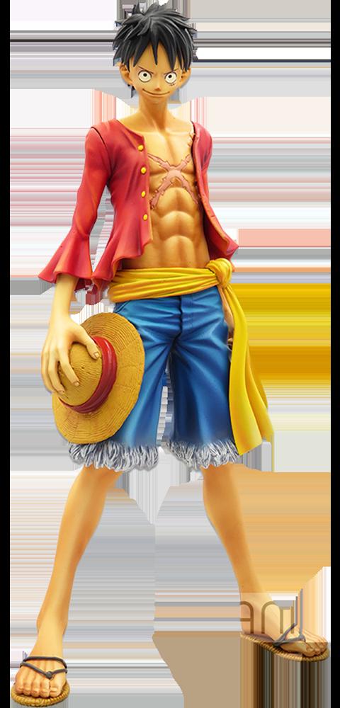 Banpresto Monkey D. Luffy Collectible Figure