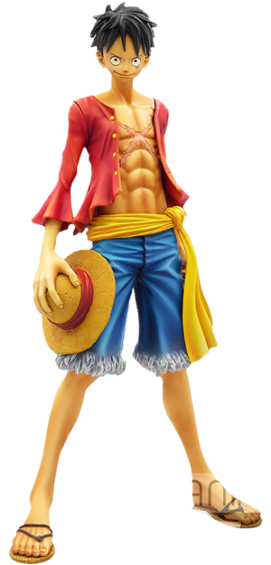 Monkey D. Luffy Collectible Figure