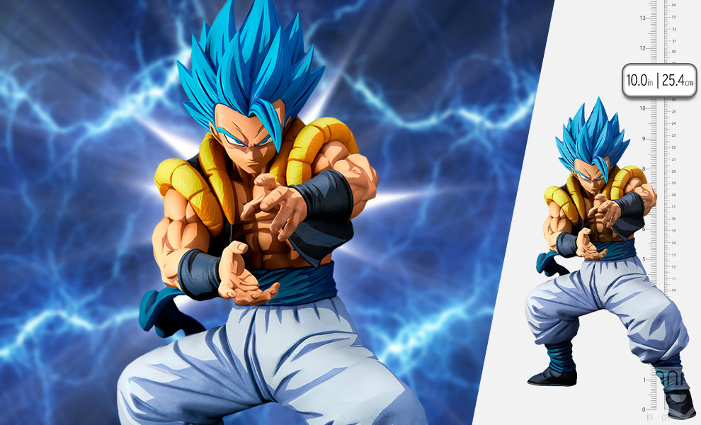Gallery Feature Image of Gogeta (Two Dimensions) Collectible Figure - Click to open image gallery