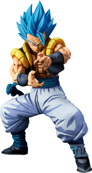 Gogeta (Two Dimensions) Collectible Figure
