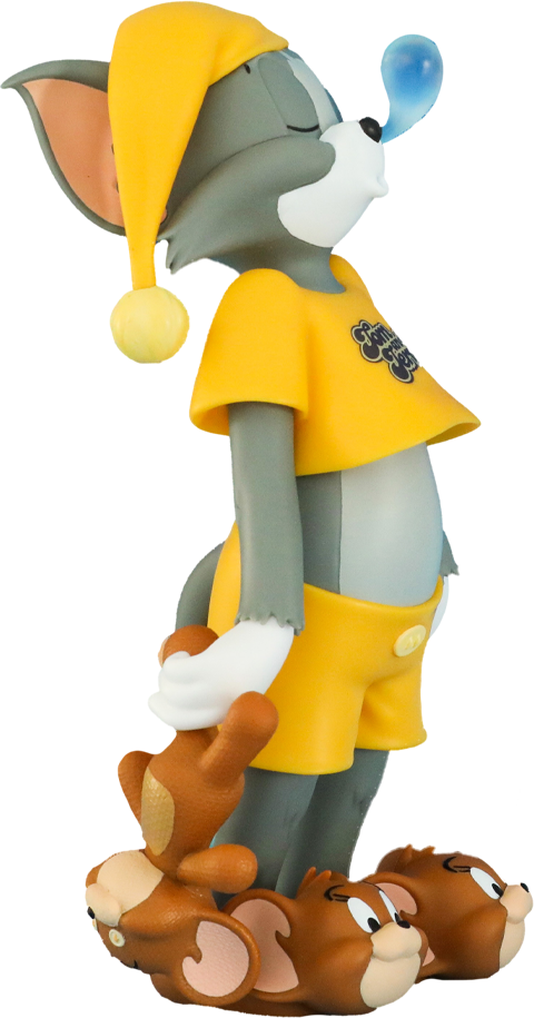Soap Studio Tom & Jerry Catnap Collectible Figure