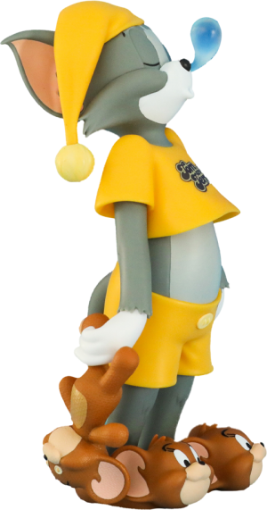 Tom & Jerry Catnap Collectible Figure