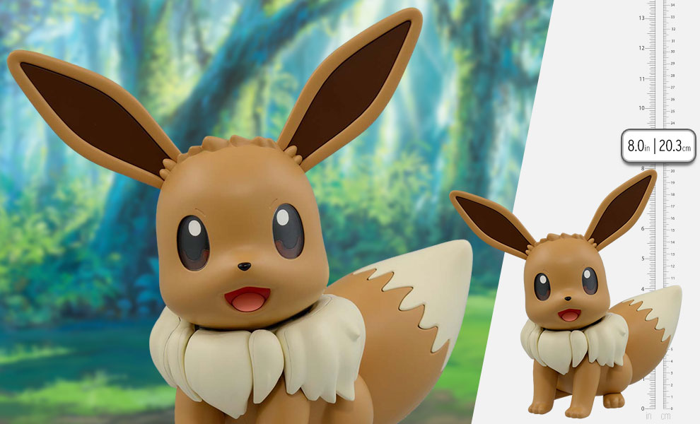 Gallery Feature Image of Eevee Model Kit - Click to open image gallery