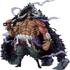 Kaido King of the Beasts (Extra Battle) Collectible Figure