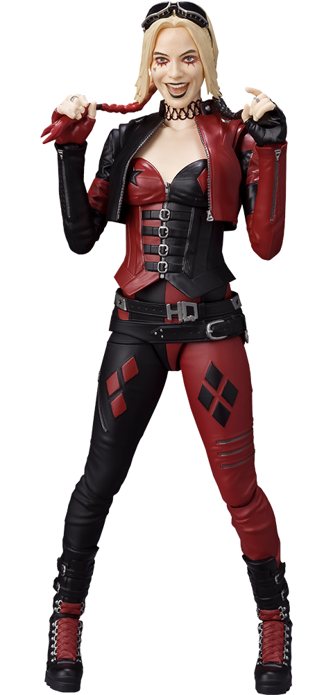 Bandai Harley Quinn (The Suicide Squad 2021) Collectible Figure