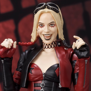 Harley Quinn (The Suicide Squad 2021) Collectible Figure
