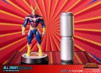 Gallery Image of All Might (Golden Age) Statue