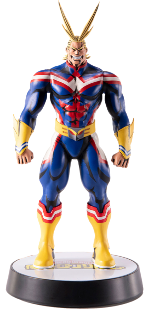 All Might (Golden Age) Statue