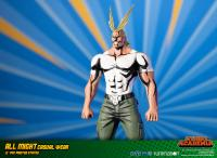 Gallery Image of All Might (Casual Wear) Statue