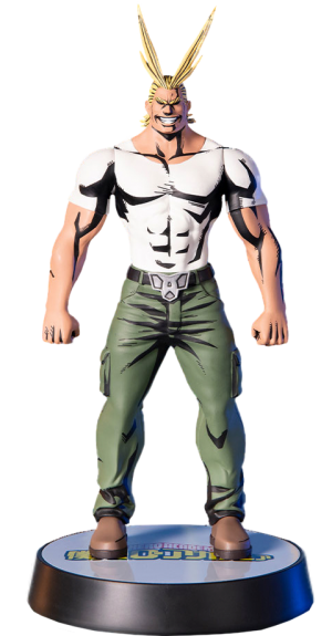 All Might (Casual Wear) Statue