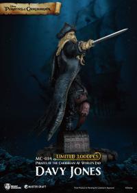 Gallery Image of Davy Jones Polystone Statue