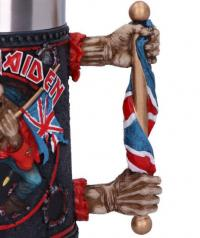 Gallery Image of Iron Maiden Tankard Collectible Drinkware