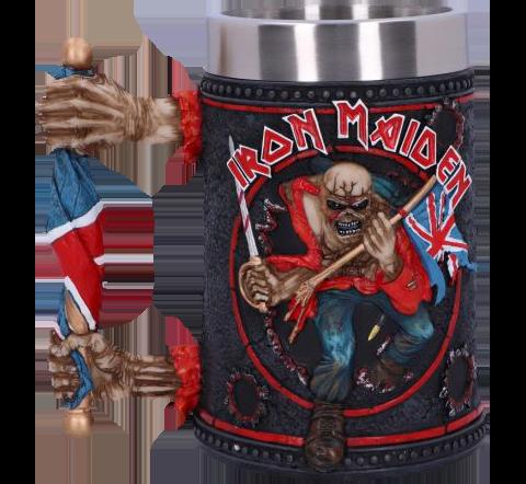 Nemesis Now Iron Maiden Tankard Collectible Drinkware