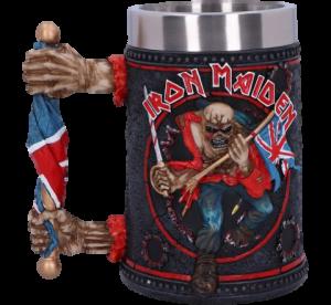Iron Maiden Tankard Collectible Drinkware
