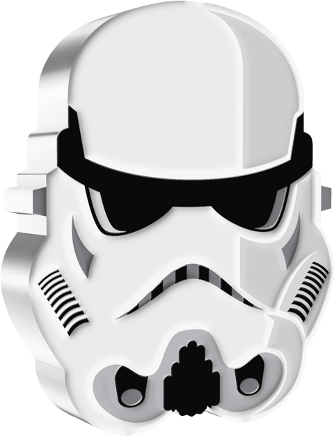 New Zealand Mint Imperial Stormtrooper Silver Collectible