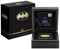 Gallery Image of Batman Logo 1oz Silver Coin Silver Collectible
