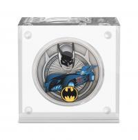 Gallery Image of 1997 Batmobile 1oz Silver Coin Silver Collectible