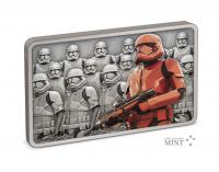 Gallery Image of Sith Trooper 1oz Silver Coin Silver Collectible