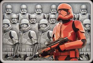 Sith Trooper 1oz Silver Coin Silver Collectible