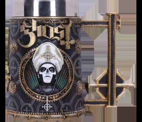 Nemesis Now Ghost Gold Meliora Tankard Collectible Drinkware
