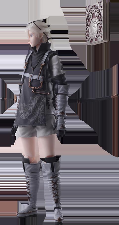 Square Enix Young Protagonist Action Figure