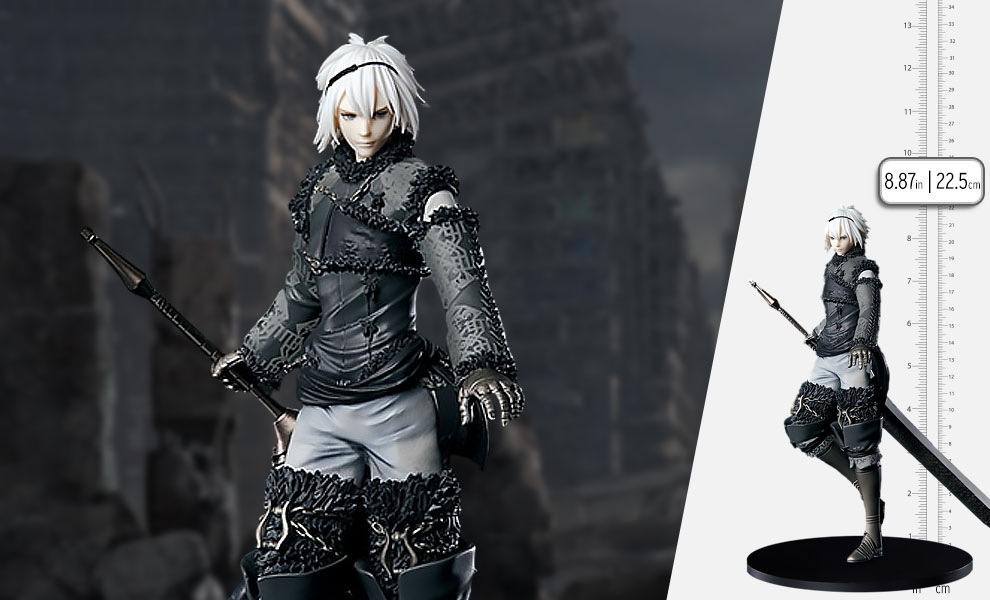 Gallery Feature Image of Adult Protagonist Statuette - Click to open image gallery