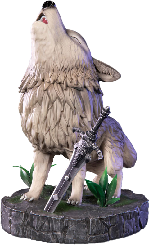 First 4 Figures The Great Grey Wolf Sif Statue