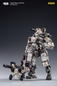 Gallery Image of Steel Bone Mecha (White) Collectible Figure
