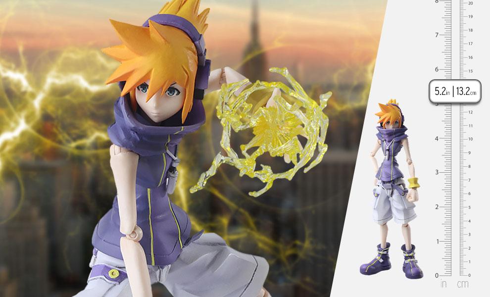Gallery Feature Image of Neku Sakuraba Action Figure - Click to open image gallery