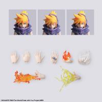 Gallery Image of Neku Sakuraba Action Figure