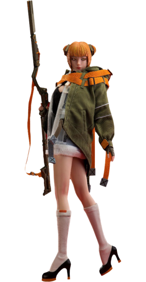 Grainne the Geis Witch Sixth Scale Figure